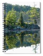 Maggie Lake 2 Spiral Notebook