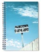 Maggie's Daycare Spiral Notebook