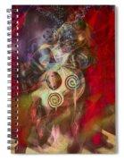Magic Bag Spiral Notebook