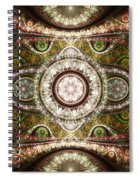 Magic Carpet Spiral Notebook