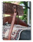 Magic Carpet Ride Southern Style Spiral Notebook