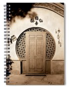 Magic Door Spiral Notebook