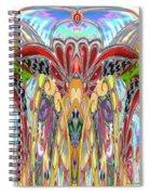 Magic Elephant Spiral Notebook