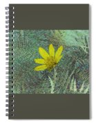 Magic Fern Flower 01 Spiral Notebook