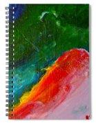 Magic Mountain Spiral Notebook