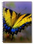 Magic Of Flight Spiral Notebook