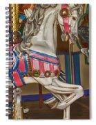 Magical Carrsoul Horse Spiral Notebook