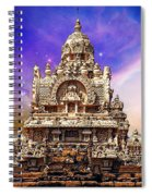 Magical India Spiral Notebook
