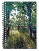 Magical Light Spiral Notebook