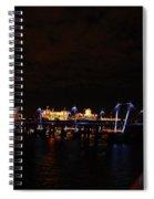 Magical London Spiral Notebook