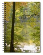 Magical Maplewood Spiral Notebook