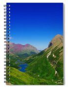 Magical Montana Spiral Notebook