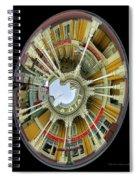 Magical Time Walt Disney World Oval Image Spiral Notebook