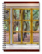 Magical Trees Spiral Notebook
