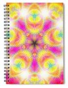 Magical Universe Spiral Notebook