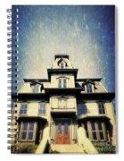 Magical Victorian Wonder Spiral Notebook