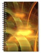 Magneto Spiral Notebook