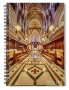 Magnificent Cathedral Iv Spiral Notebook