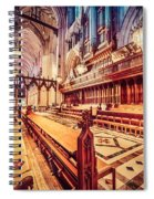 Magnificent Cathedral Spiral Notebook