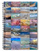 Magnificent Coastal North Carolina Spiral Notebook