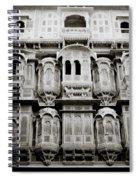 Ancient Jaisalmer Spiral Notebook