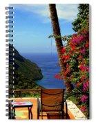 Magnificent Ladera Spiral Notebook