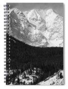 Magnificent Mountain Spiral Notebook