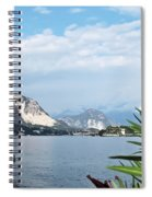 Magnificient Maggiore Spiral Notebook