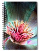 Magnolia Flower - Photopower 1841 Spiral Notebook