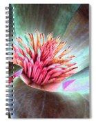 Magnolia Flower - Photopower 1844 Spiral Notebook