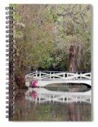Magnolia Plantation Gardens Series IIi Spiral Notebook