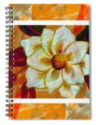Magnolia Seduction Spiral Notebook