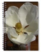Magnolia Still 1 Spiral Notebook
