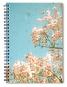 Magnolia Tree Spiral Notebook