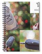 Magnum  Spiral Notebook