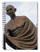 Mahatma Gandhi In Washington Spiral Notebook