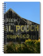 Mail Pouch Barn Spiral Notebook