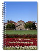 Main Quad Stanford California Spiral Notebook