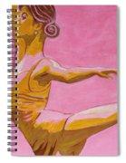 Main Stage V Spiral Notebook