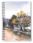 Main Street Ukarumpa Spiral Notebook