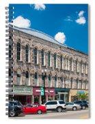Main Street Usa Spiral Notebook