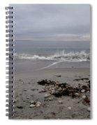 Maine Coastline  Spiral Notebook