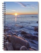 Mainly Water Spiral Notebook
