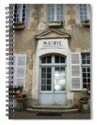 Mairie Spiral Notebook