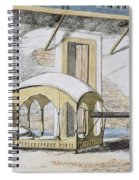 Majanah, Or Covered Reclining Spiral Notebook