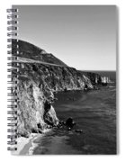 Majestic Coast Spiral Notebook