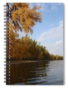 Majestic Cottonwood Spiral Notebook
