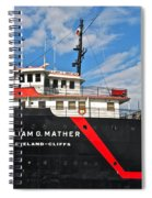 Majestic Mather Spiral Notebook
