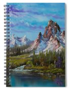 Majestic Morning Spiral Notebook