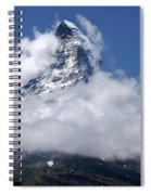 Majestic Mountain  Spiral Notebook